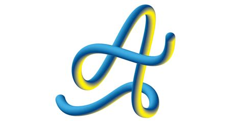 Letter Blend by How To Create 3d Letters With The Blend Tool In Adobe
