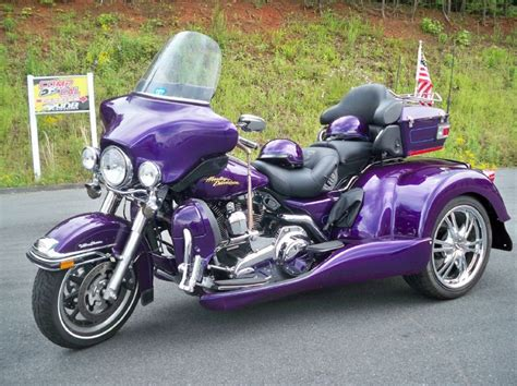 Automatic Motorcycles Harley Davidson Trikes And Bikes