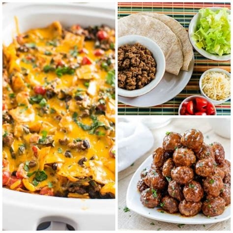 best ground beef dishes slow cooker from scratch 174 the best slow cooker recipes with ground beef