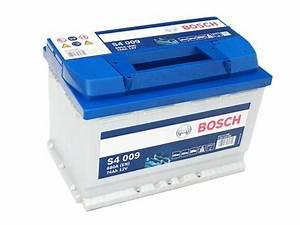 Batterie 74 Ah : akumulator 12v 74ah s4009 bosch s4 cb741 e12 akumulatory ~ Jslefanu.com Haus und Dekorationen