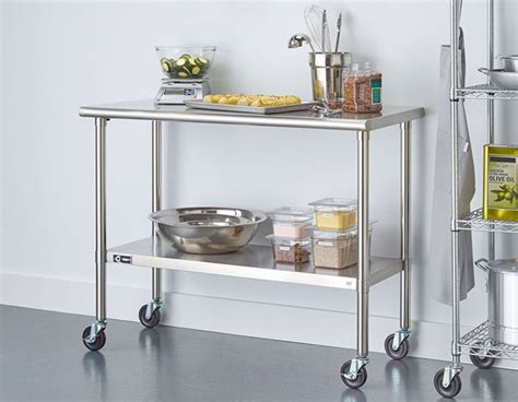 stainless steel kitchen island with seating stainless steel kitchen island the pros cons 9402