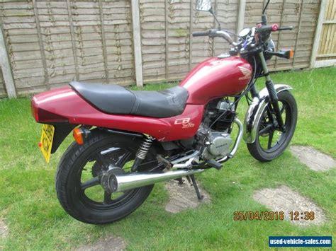 1998 Honda Cb For Sale In The United Kingdom