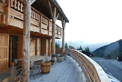 alpe d huez chalets luxury accommodation in the centre of alpe d huez