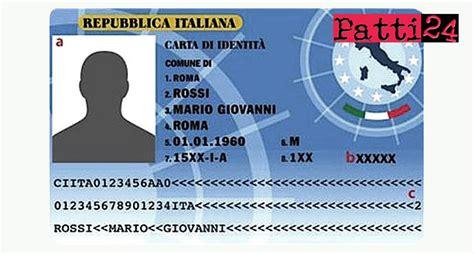 Comune Di Milazzo Ufficio Anagrafe - patti24 l informazione di patti e hinterland in tempo reale