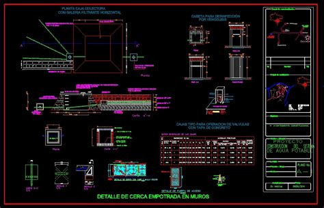 Box Auto Dwg by Box Collector Dwg Detail For Autocad Designs Cad