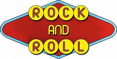 Roll Rock Clip Clipart Deviantart 50s Merke