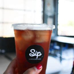 Plus, you can get other drinks like lemonade and. Photos for Sip Coffee & Beer Garage - Yelp