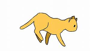 Running Cat by UnknownFelix on deviantART