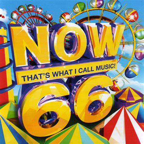 Various  Now That's What I Call Music! 66 (cd) At Discogs