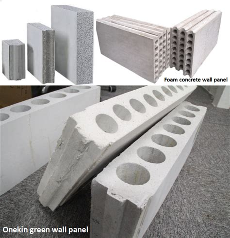 foam concrete wall panels is the lightweight wall