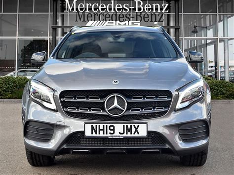 Gla 250 and amg gla 45. Used 2019 Mercedes-Benz GLA CLASS GLA 200 AMG Line Edition 5dr Auto for sale in Tyne And Wear ...