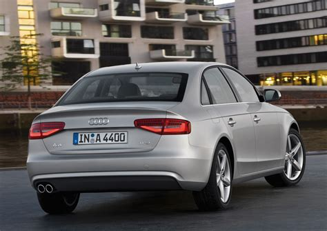 2012 Audi A4 by 2012 Audi A4