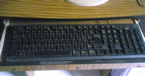 wahim boys tips mengetik 10 jari di keyboard komputer