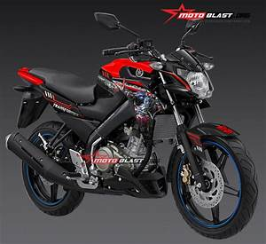Modifikasi Striping Yamaha Nva Black Transformer
