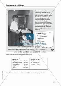 Nährwerte Berechnen : berufsalltag gastromie zutaten und n hrwerte berechnen aufgaben l sungen meinunterricht ~ Themetempest.com Abrechnung