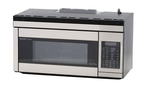 r 1874 ty 1 1 cu ft steel the range microwave