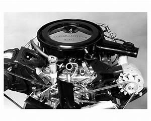 1977 Oldsmobile 350 V8 Engine Factory Photo Uc7005