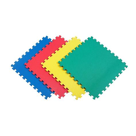 Norsk Sport Floor Mats by Norsk Multi Purpose 24 In X 24 In Interlocking Multi
