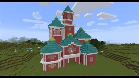 minecraft   built  version  ldshadowladys castle youtube