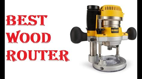 wood router  youtube