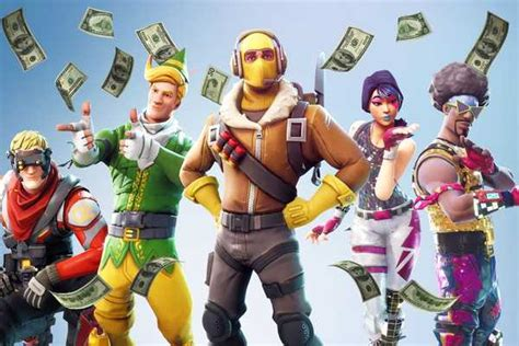 gana dinero jugando  fortnite battle royale