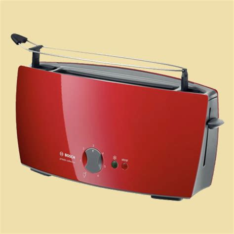 bosch langschlitz toaster tat 6004 collection