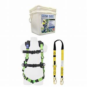 Bailey Fall Protection Pro Premium Harness Kit