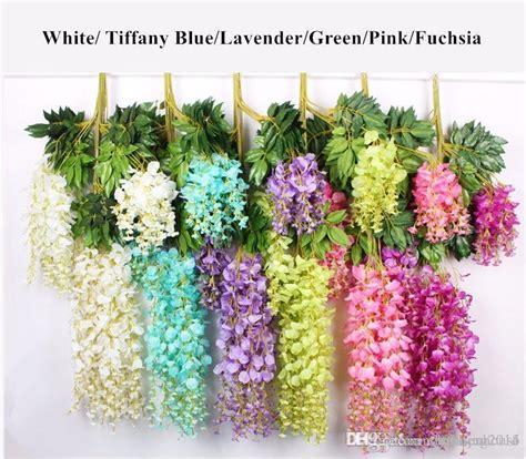 cheap upscale artificial bulk silk flowers bush