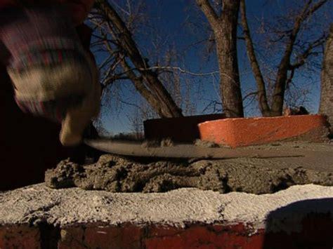 repair chimney mortar  tos diy