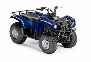Yamaha Grizzly 125 Service Manual Repair 2004