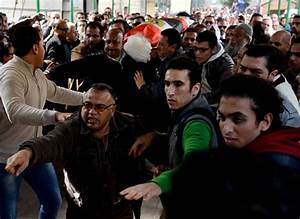 Egyptian police criticized over death of female protester ...