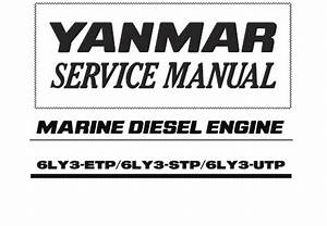 Yanmar Marine Diesel Engine 6ly3
