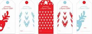 étiquettes De Noel à Imprimer : etiquettes de no l imprimer vinciane design lifestyle ~ Melissatoandfro.com Idées de Décoration