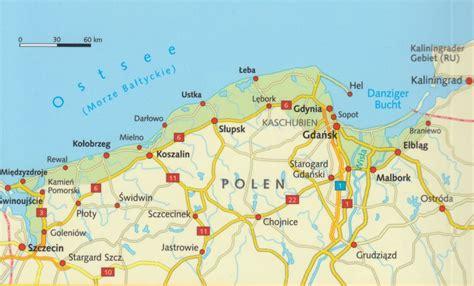 trescher reisefuehrer polnische ostseekueste
