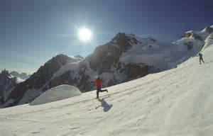 a new speed record for mont blanc chamonix