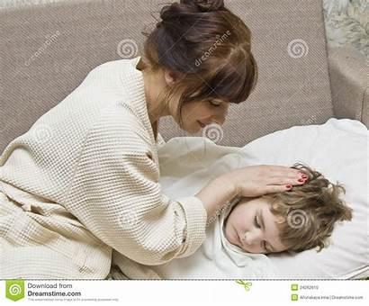 Sleeping Mother Child Sun Dreamstime Mr