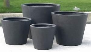Premium Lightweight Fibreglass Big Size Pots, Large