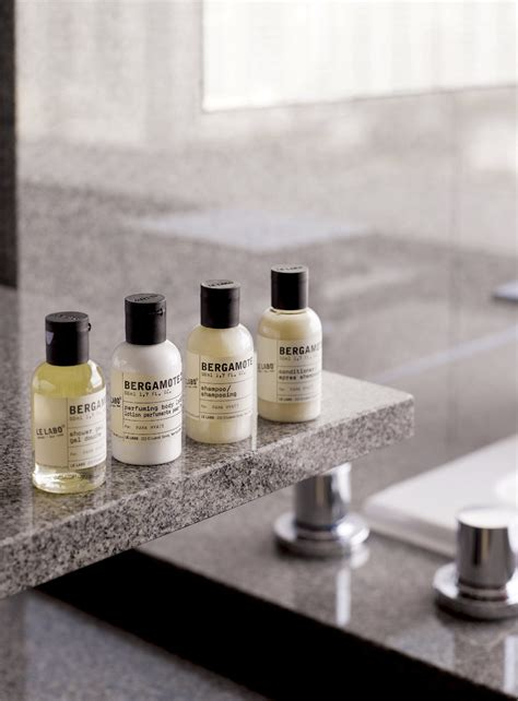 Le Labo Bath Amenities At Park Hyatt Busan  Hotel