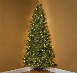 Home Decor Magazines Canada by 7 Foot Pre Lit Corner Christmas Tree The Green Head