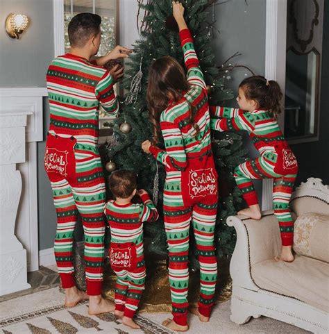 shop xmas lazy  pajamas    family special