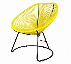 Fauteuil Fil Scoubidou : fauteuil jardin scoubidou l 39 univers du jardin ~ Teatrodelosmanantiales.com Idées de Décoration