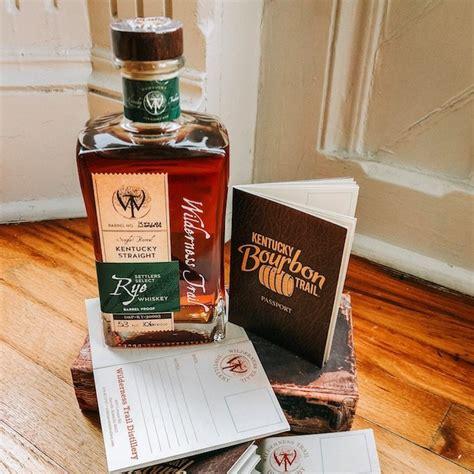 trail wilderness bourbon congratulations joining kentucky