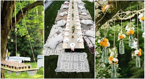 deco garden party  idees pour decorer son jardin