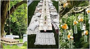 decoration jardin fetes idees de decoration capreolus With idee de decoration de jardin exterieur 4 decoration table anniversaire pour la fete de votre enfant