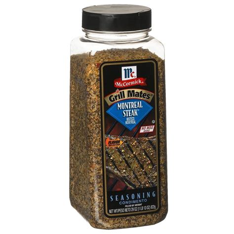 steak seasoning mccormick grill mates montreal steak seasoning 29 oz
