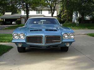 1971 Pontiac Lemans Sport Convertible With 400 Motor