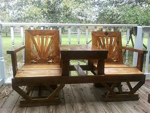 plans for building wood patio furniture Quick