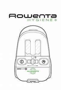 User Manual Rowenta Hygiene Ro 6031  9 Pages