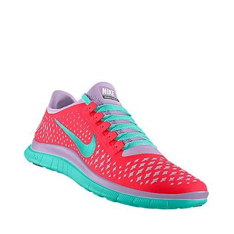 Colorful Nike Tennis Shoes