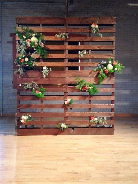 Image Result For Wood Pallet Ideas For Wedding Reception